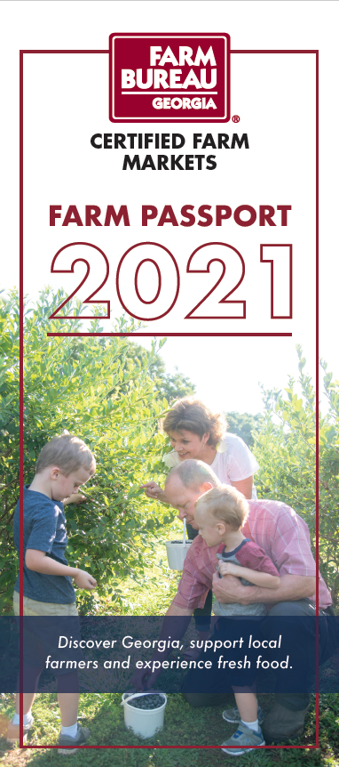 Discover Georgia Agriculture with GBI Farm Passport