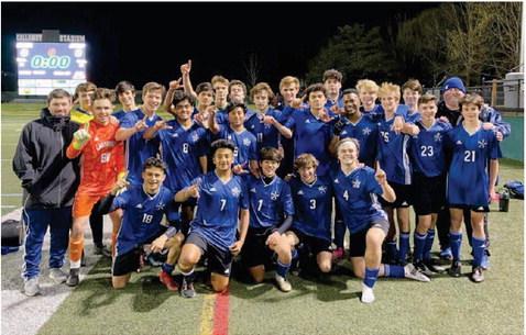 LaGrange Boys Soccer  Secures Region Championship