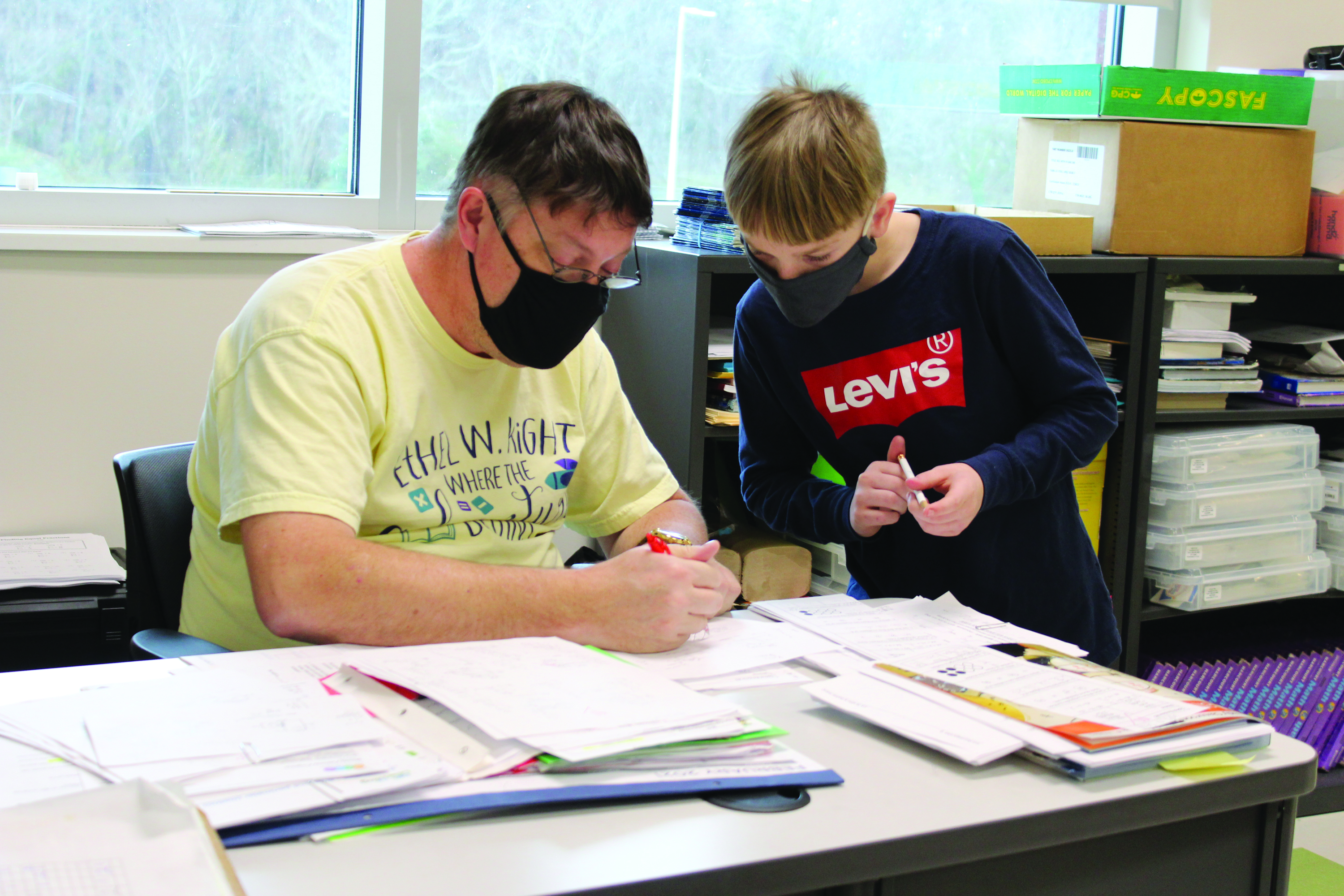 Behind the Mask Troup County Employees Get the Job Done