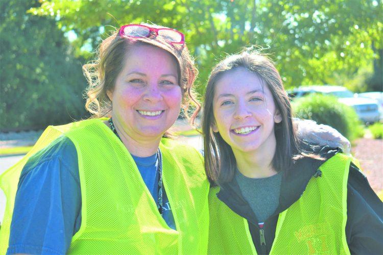 LaGrange Youth Council Member Organizes  City's May Litter Cleanup Event