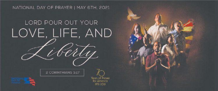 LaGrange Community to Celebrate National  Day of Prayer Thursday, May 6th
